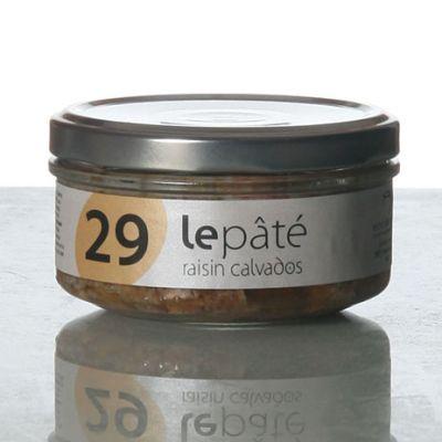 Pâté Raisin Calvados