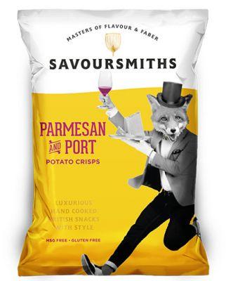 Chips parmesan et Porto