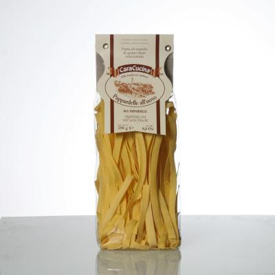 Papardelles (Fettuccines) aux oeufs