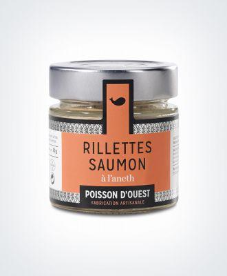 Saumon à l'aneth