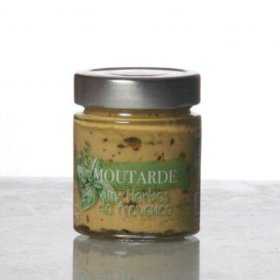 Moutarde herbes de Provence