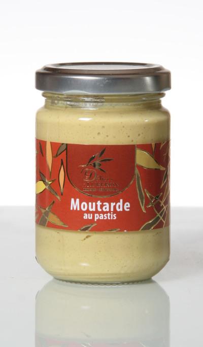 Moutarde au pastis