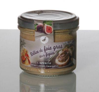 Délice de foie gras et figues