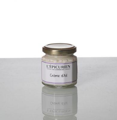 Crème d'ail doux