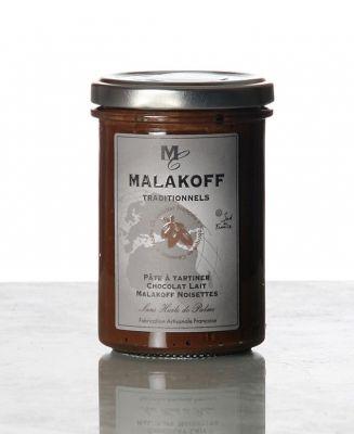 Lait noisette Malakoff