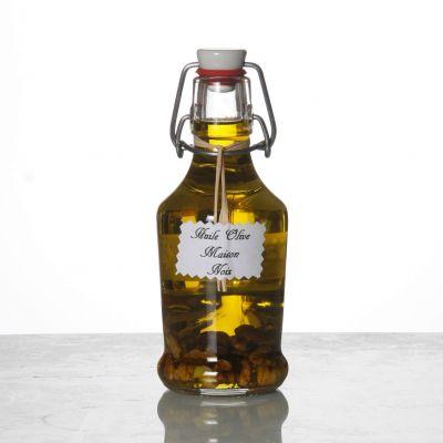 Huile d'olive aux noix