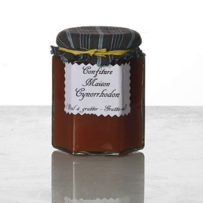 Confiture cynorhodon