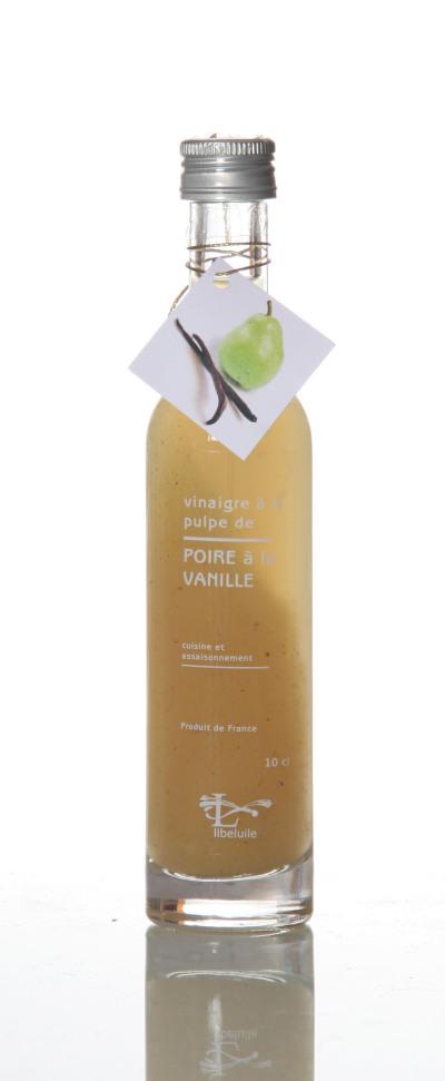 Vinaigre poire vanille